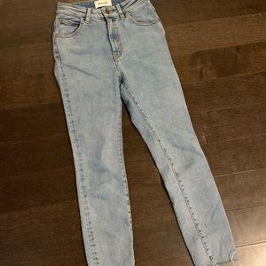 Denim - Light wash jeans